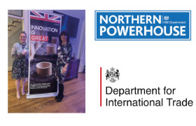 Reaching out to overseas markets with the Department of International Trade